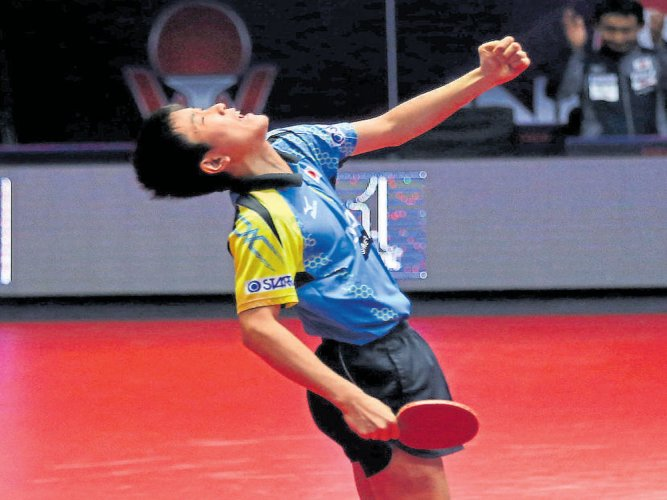 Fighting Sharath bows out in semis