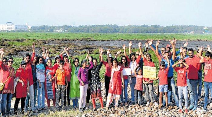 Bellandur residents speak out for conservation of lake