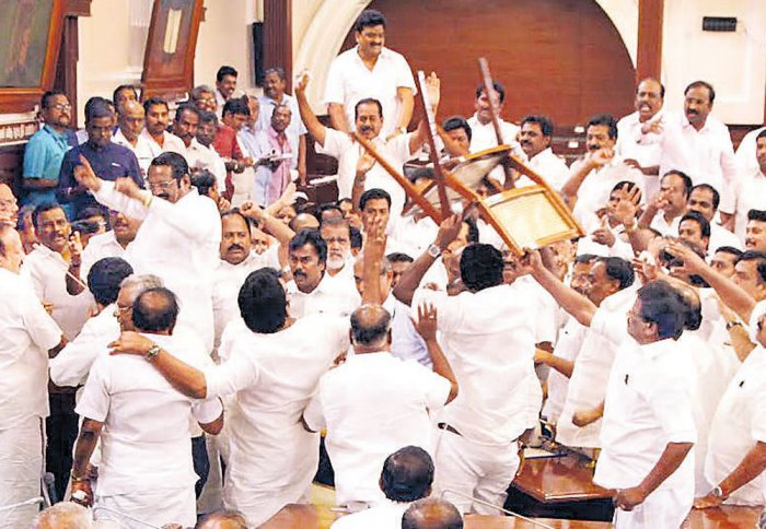 After resort stay, MLAs a relieved lot