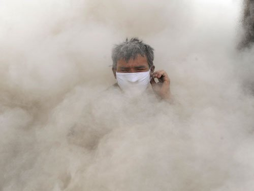 2 Indians die every minute due to air pollution: Study