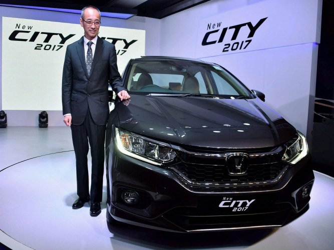 With new City, Honda hopes to shift gears to upper segment