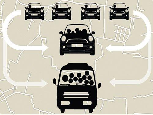 Deadline for stopping car-pooling ends