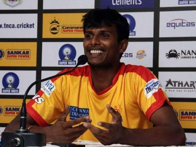 Porter's son Natarajan: From tennis ball star to IPL big bucks