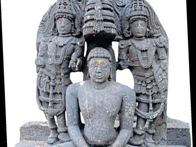 A forgotten Jain site