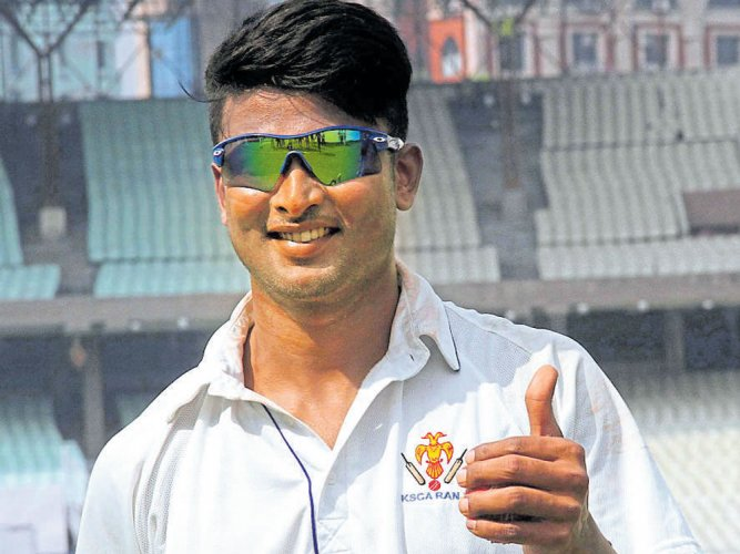 Gowtham ready for big test