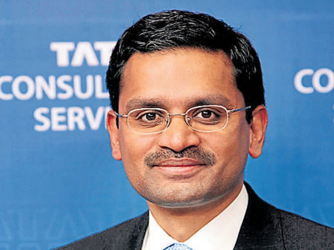 Will sustain TCS' growth momentum, says CEO Gopinathan