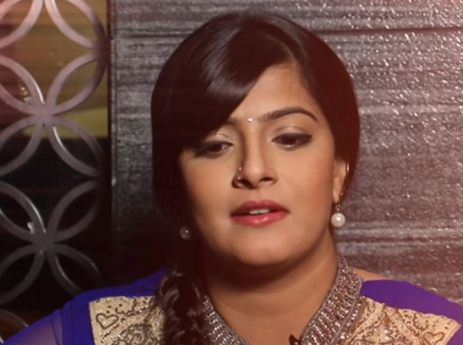 Tamil actress says TV executive spoke 'improperly' to her