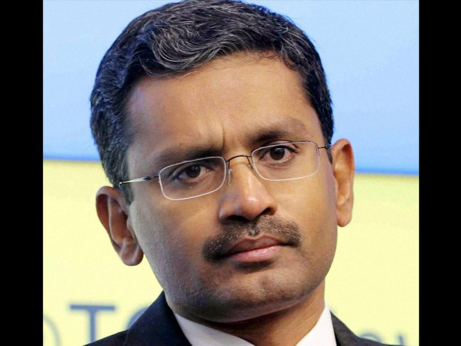 Will sustain momentum at TCS: CEO