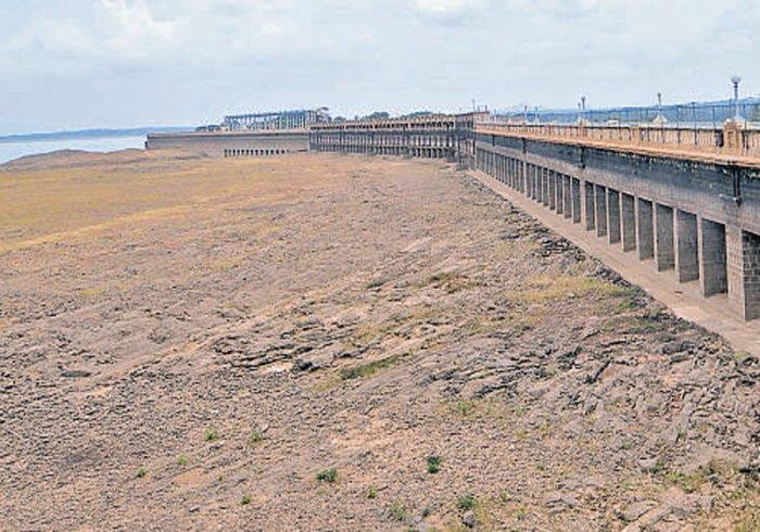 Poor storage in KRS, Kabini may hit Bengaluru water supply