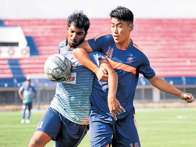 Late penalty sinks AGORC
