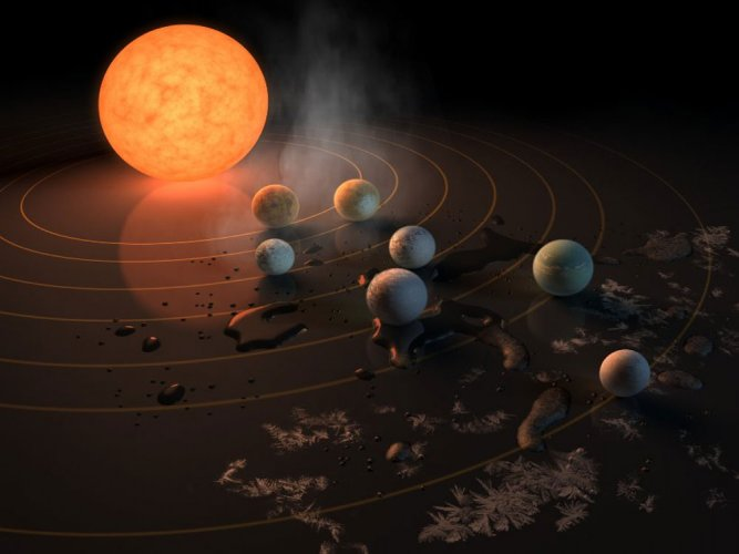 Seven new Earth-like planets discovered, may host life: NASA