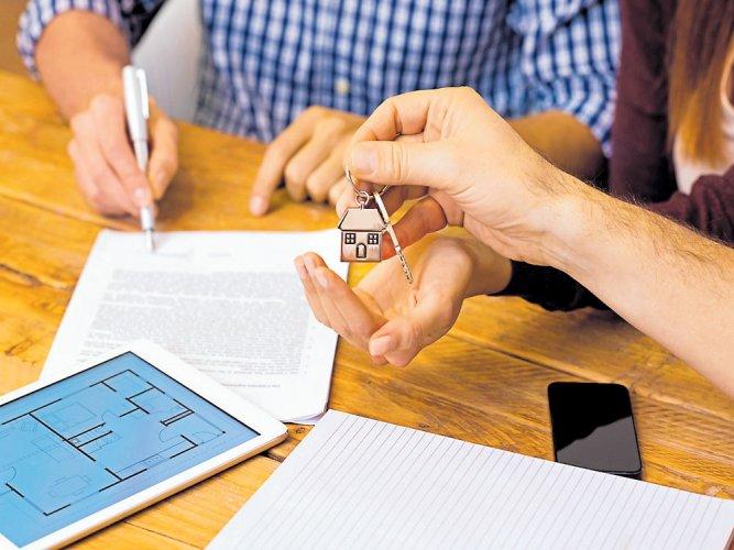 About property registration...