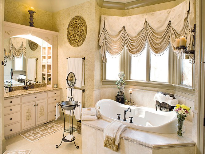 Evolution of luxury bathrooms