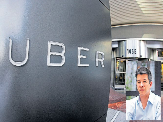 Uber's unrestrained workplace culture