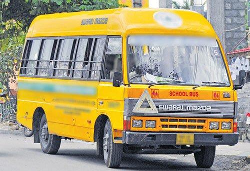 Make school buses safe or lose affiliation: CBSE
