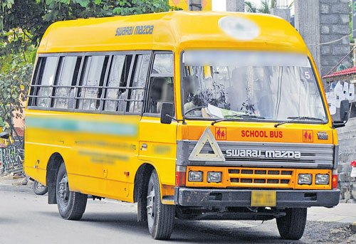 Make school buses safe or lose affiliation: CBSE