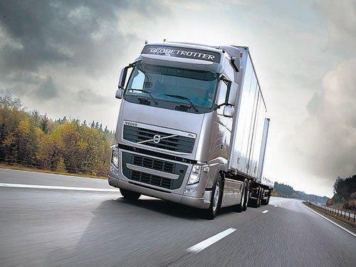 Volvo eyes long haul transportation segment in India