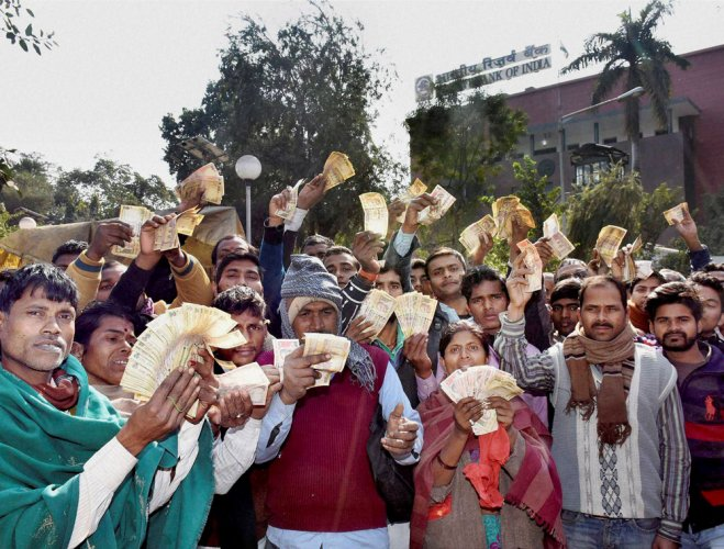 Demonetisation sucked in cash like vacuum cleaner:IMF official