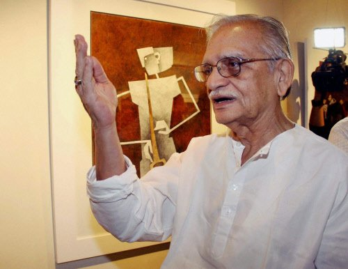Nature has always been part of my poetic imagination: Gulzar