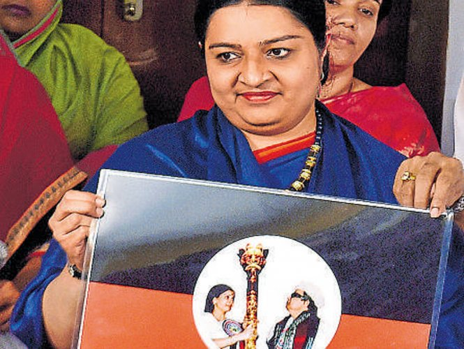 Jaya's niece launches own outfit