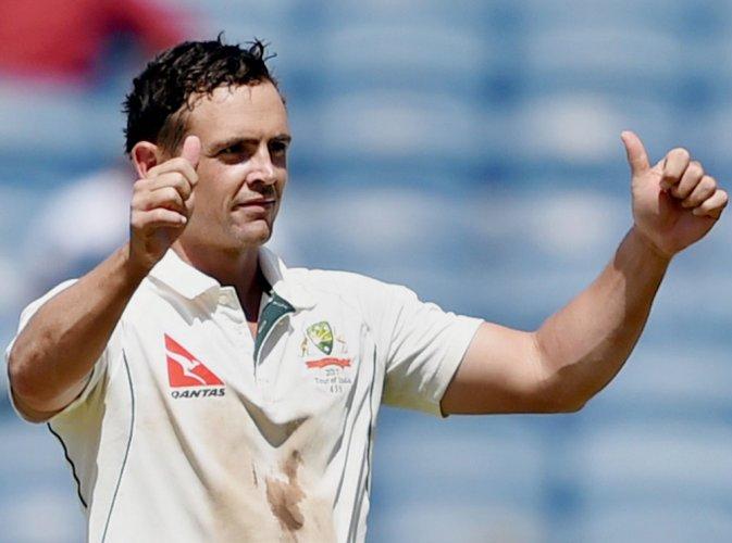 O'keefe takes 12 as Australia trounce India by 333 runs