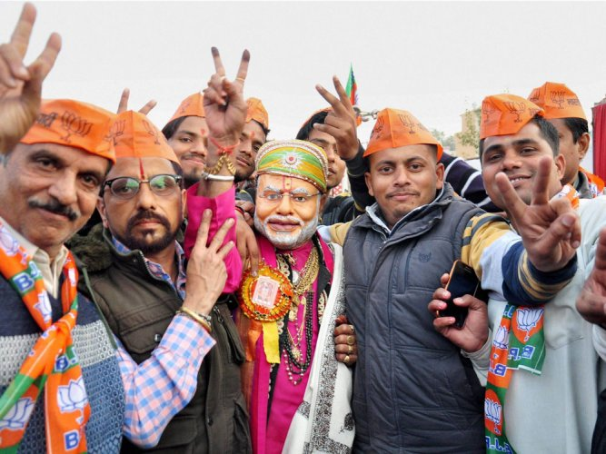 Mumbai BJP leaders to pitch in for campaign in UP polls