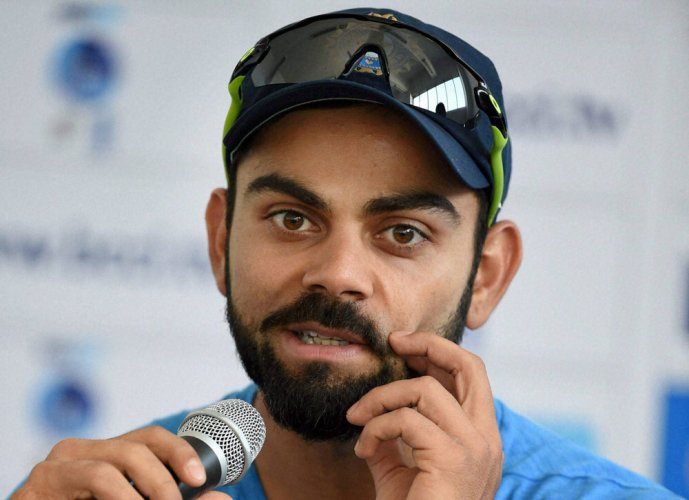 Kohli says his team showed how not to bat