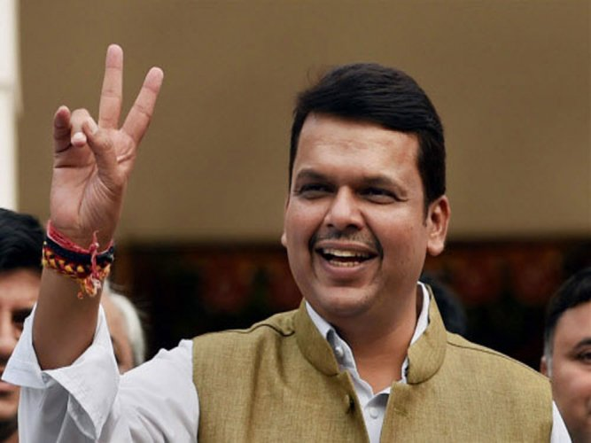 Won't align with Cong, won't abandon transparency agenda: Devendra Fadnavis