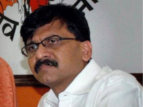 Mayor will be from Sena, Raut says, denies approaching Cong