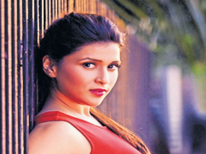 The newest Chopra girl