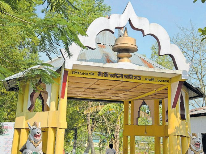 Satras of Majuli