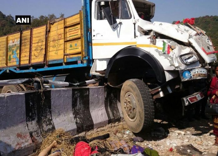 17 churchgoers killed, 62 injured in Meghalaya road mishap