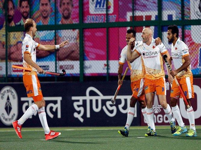 Kalinga Lancers beat Dabang Mumbai to lift maiden HIL