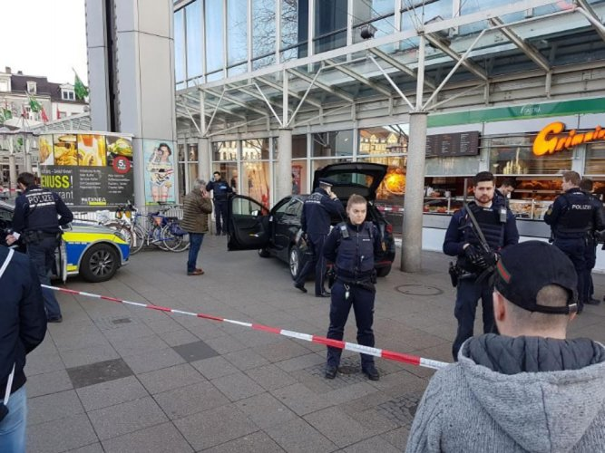 German police probe driver's motive in deadly car ramming
