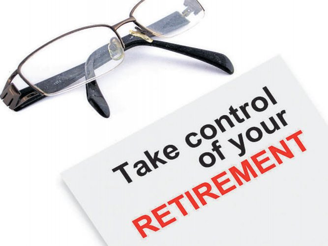 Five steps for healthy retirement