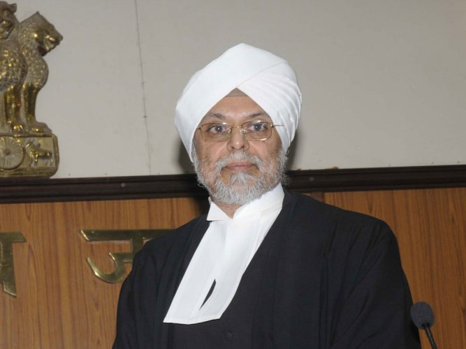 Apex court not Amrit Dhara for all problems: CJI