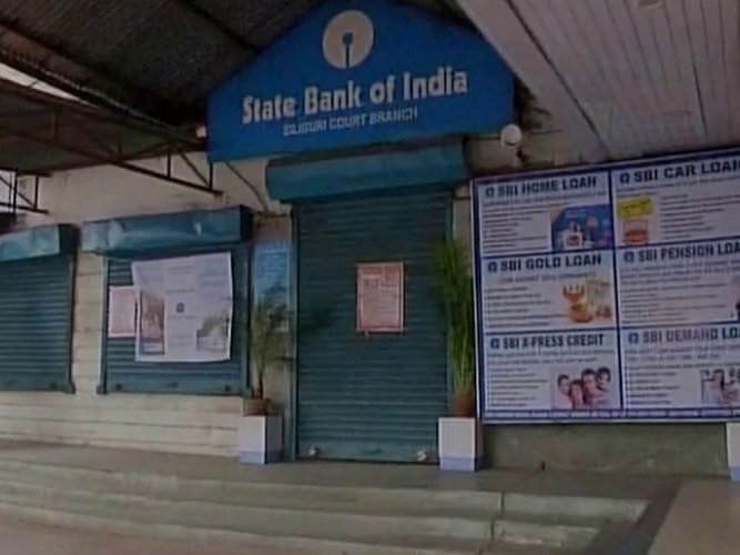 Strike hits banking operations; ATMs run dry