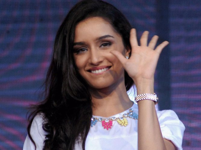 Aamir one of the most inspiring person: Shraddha