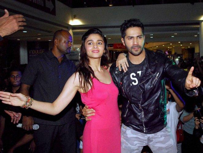 Alia and I can say no to Karan Johar for a film: Varun Dhawan