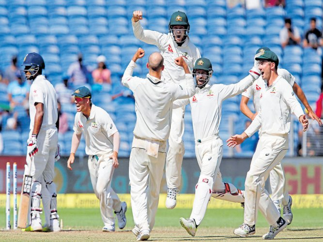 Pune pitch gets poor rating from ICC match referee