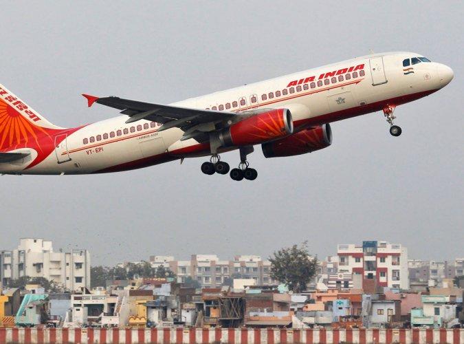 Air India flight makes emergency landing at IG Airport