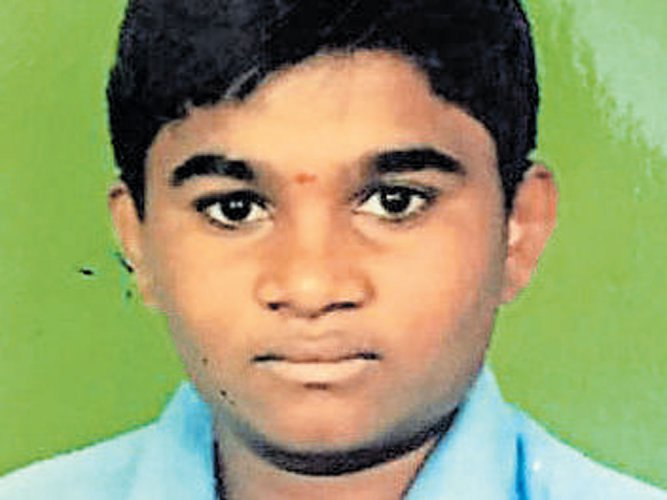 Three detained over boy's murder; fight over girl may be motive