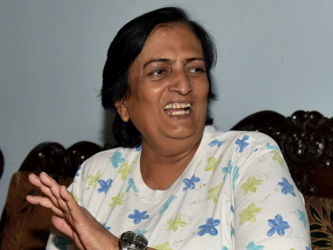 It's for the entire generation of women cricketers:Shanta