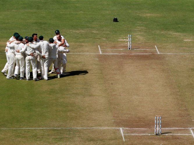 Pune pitch termed 'poor'
