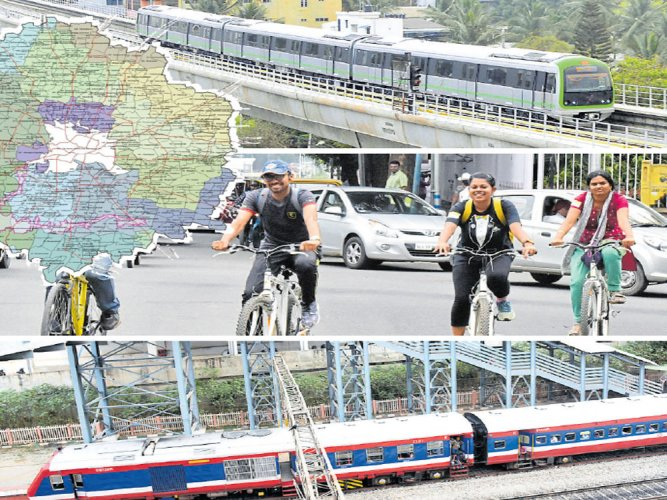 At No 16, Bengaluru fares poorly in survey of 21 cities