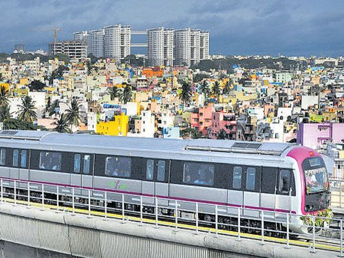 B'luru ranked 16 of 21 cities in Janaagraha survey