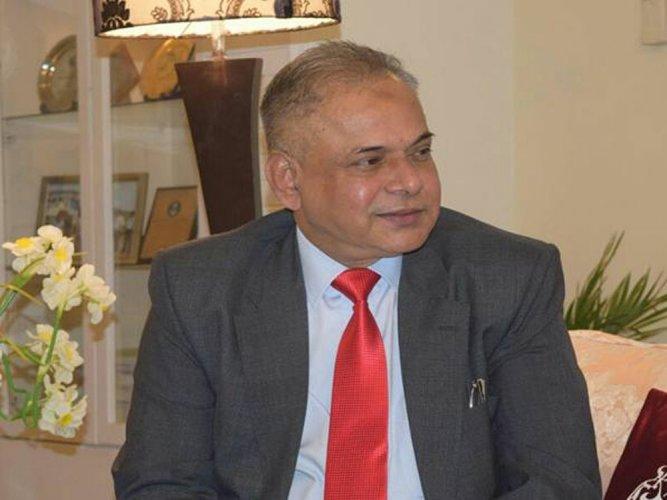 Pak diplomat Sial assumed office as new Sec Gen of SAARC