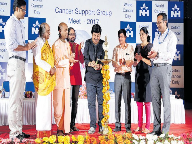 'Willpower plays prominent role in fighting cancer'