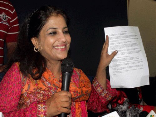 'Jamia dropped me from speaker's list'