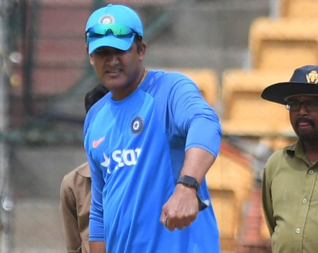 Didn't adapt to conditions in Pune, says Kumble